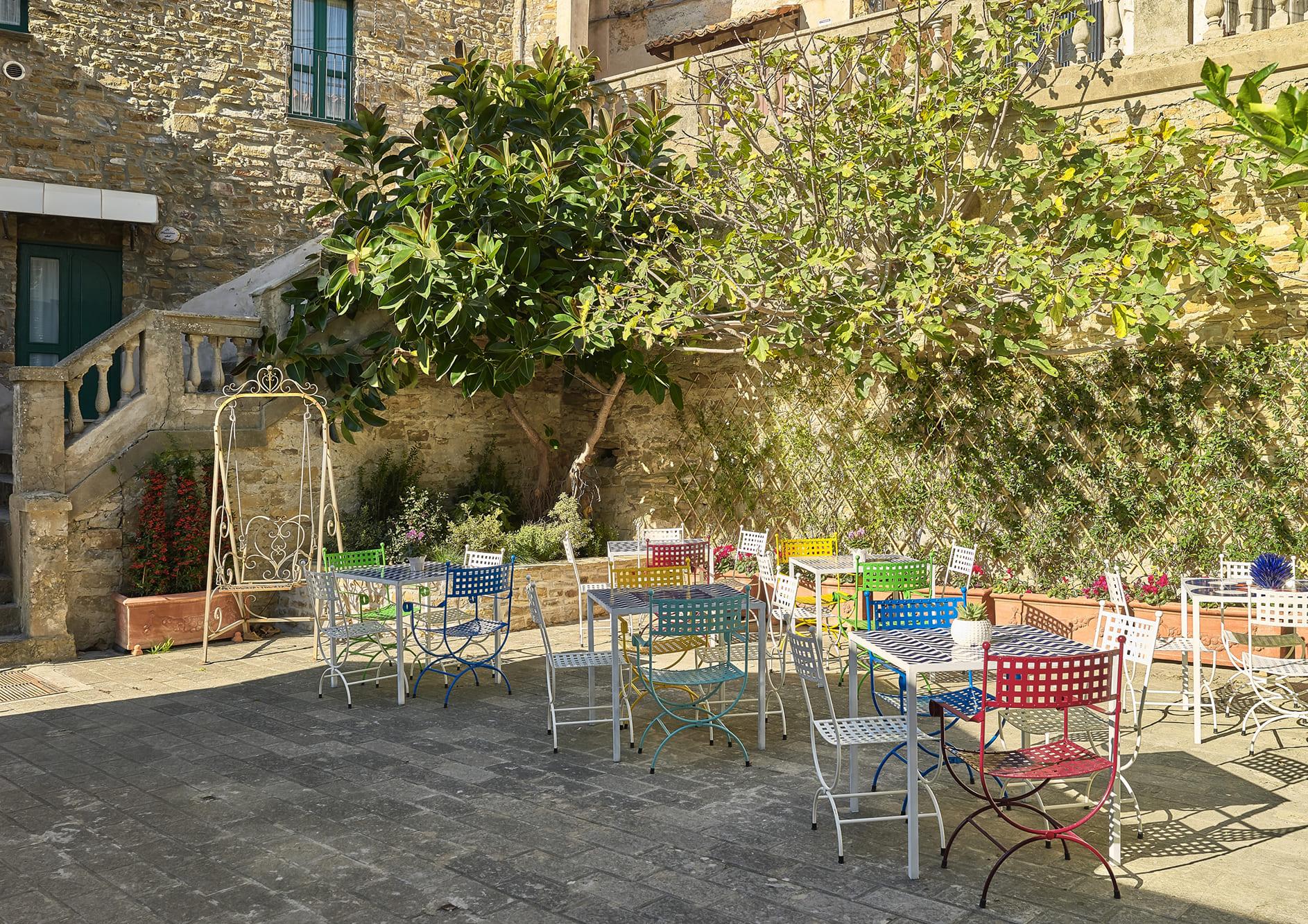 Esterno Hotel Palazzo Gentilcore Castellabate Cilento