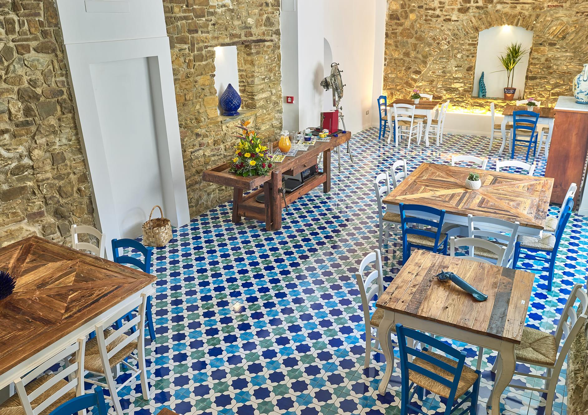 ristorante Hotel Palazzo Gentilcore Castellabate Cilento